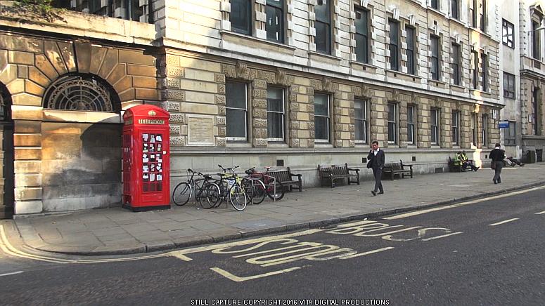 Sherlock Holmes Virtual Walk Walking Dvd Exercise
